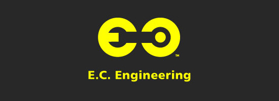 E.C. Engineering Logo